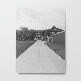 Fitchburg School Metal Print