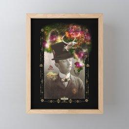 Odd Boy Framed Mini Art Print