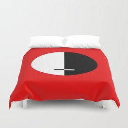 THE JUSTICE Duvet Cover