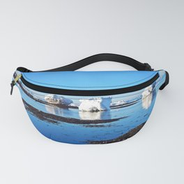 Winter on the Saint-Lawrence Fanny Pack