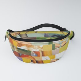 Don't Entirely Trust the Gardener (Provenance Series) Fanny Pack