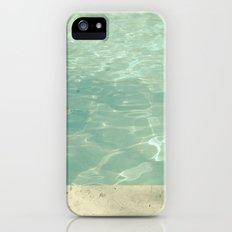 Morning Swim Slim Case iPhone (5, 5s)