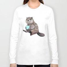 Dam Fine Coffee Long Sleeve T-shirt