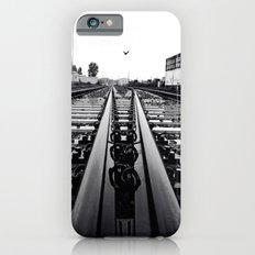 Gritty City railway iPhone 6s Slim Case