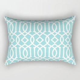 Limpet Shell - Trellis Rectangular Pillow