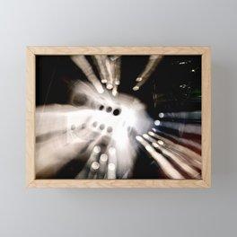 Abstract Feelin' Lucky? Framed Mini Art Print