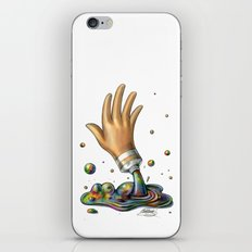 Hand of Color iPhone & iPod Skin