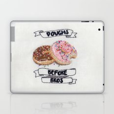 Doughs before bros Laptop & iPad Skin
