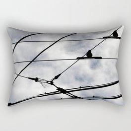 Trolley Rectangular Pillow