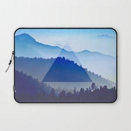 The Mountain Eye  Laptop Sleeve