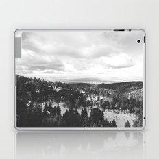 Mountains and Desert view Laptop & iPad Skin