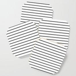 Minimalist Stripes Coaster