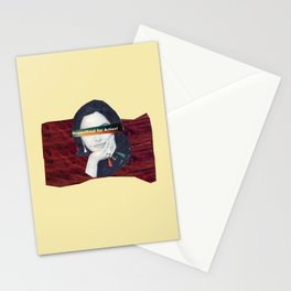 Streamlined for Action Stationery Cards