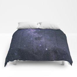Milky Way 01 Comforters