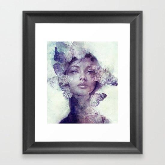 Adorn Framed Art Print