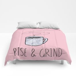 Rise & Grind Comforters
