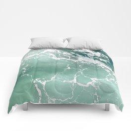 Ocean Waves Comforters