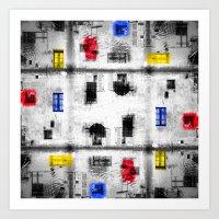 Annecy 2 Art Print