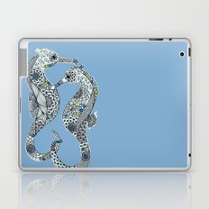 Two Seahorses Laptop & iPad Skin