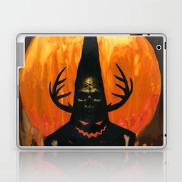 Autumn Acolyte Laptop & iPad Skin