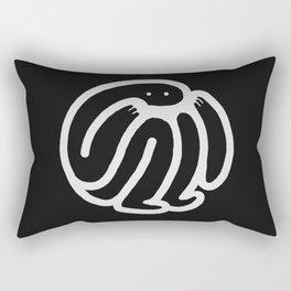 babble · negative ⎌ Rectangular Pillow