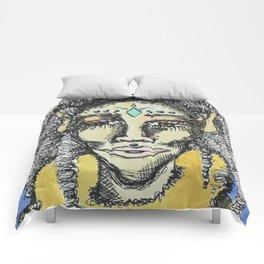 Elf Rastaman Comforters