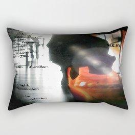 Blood Problems Rectangular Pillow