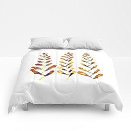 Manx Flora #1 - Wild Crocosmia Comforters