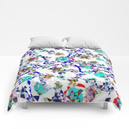 Crystal Floral Comforters