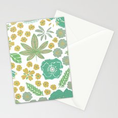 Floral Bloom Stationery Cards