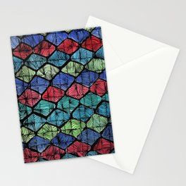 AFRICAN PATTERN Stationery Cards