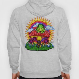 Froggy For Mukunda (Without Frame) Hoody