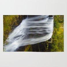 Silky waterfall Rug