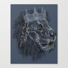 king forever Canvas Print