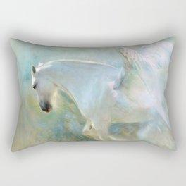 The Majestic Pegasus Rectangular Pillow