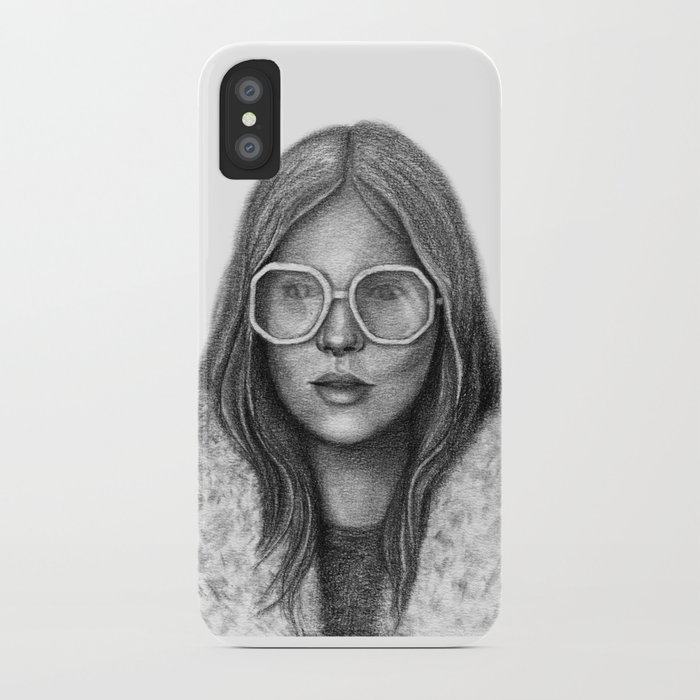 Don't be a lady, be a legend iPhone Case