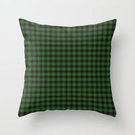 Connolly Hunting Tartan Plaid Throw Pillow