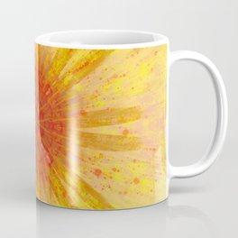 Explosion Fire Coffee Mug