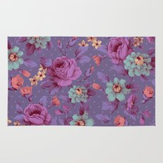 Hopeless Romantic - lavender version Rug