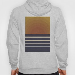 Retro Sunset Hoody