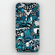 Buenas Noches iPhone & iPod Skin