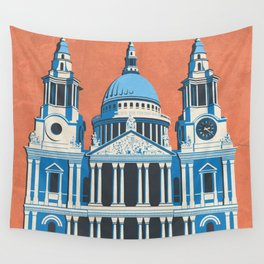 St. Paul's Cathedral Wall Tapestry