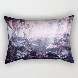 holey hill Rectangular Pillow