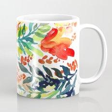 Watercolor Floral Mug