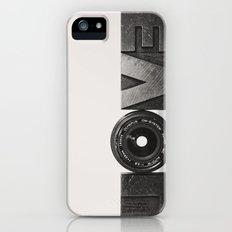 love is ... iPhone (5, 5s) Slim Case