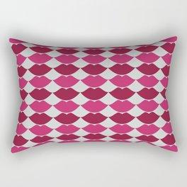 Mwah Rectangular Pillow