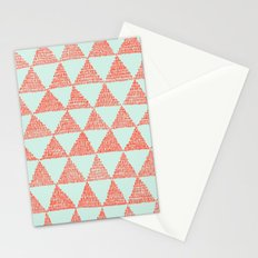 try-angles Stationery Cards
