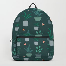 Plants, plants, plants Backpack