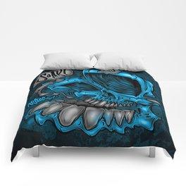 Soaker Skull Comforters