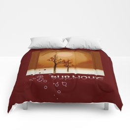 Burnout Comforters